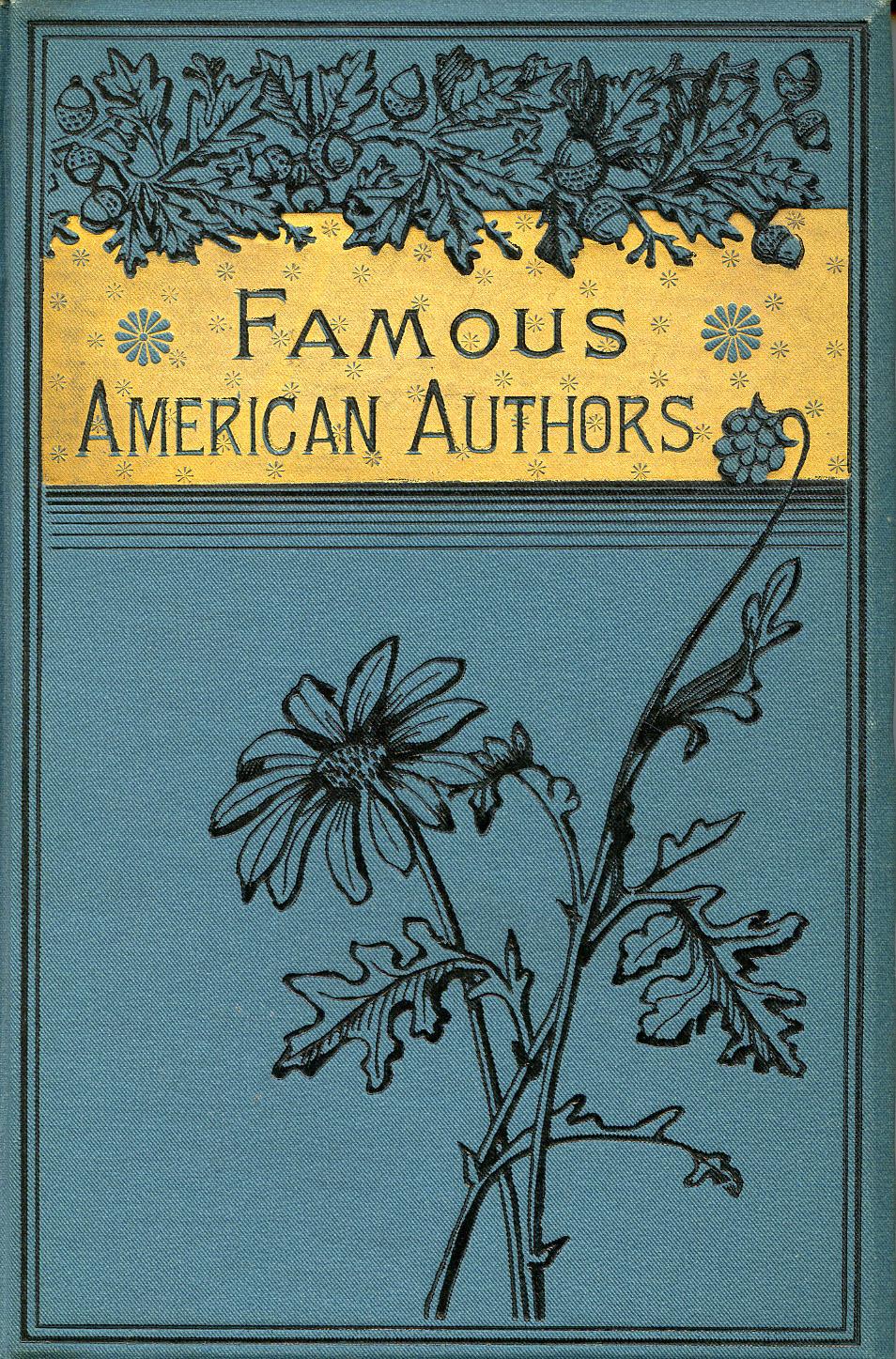 famous american literature