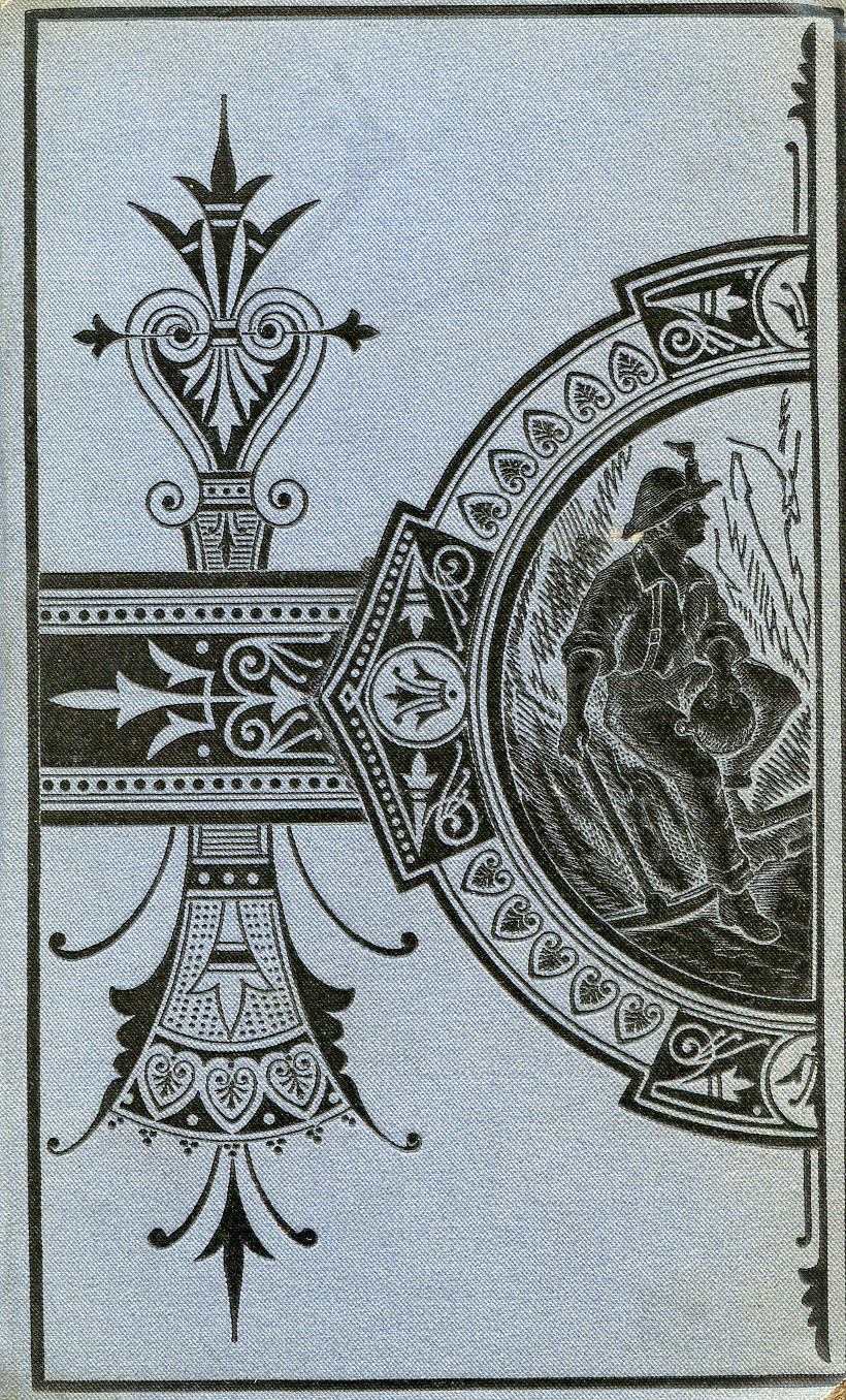NYSL Decorative Cover: Letters from Egypt.