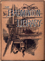 NYSL Decorative Cover: Badminton Library Series
