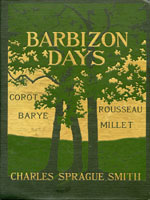 NYSL Decorative Cover: Barbizon days