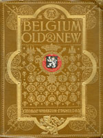 NYSL Decorative Cover: Belgium old & new