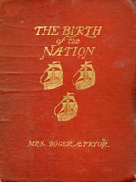 NYSL Decorative Cover: Birth Of The Nation