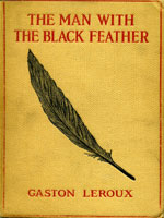 NYSL Decorative Cover: Man With The Black Feather