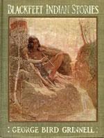 NYSL Decorative Cover: Blackfeet Indian stories