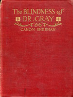 NYSL Decorative Cover: Blindness Of Dr. Gray
