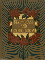 NYSL Decorative Cover: Blue-grass and rhododendron