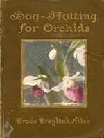 NYSL Decorative Cover: Bog-trotting for orchids