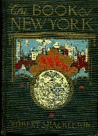 NYSL Decorative Cover: Book Of New York