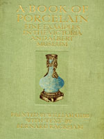 NYSL Decorative Cover: Book Of Porcelain