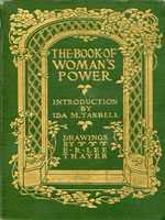 NYSL Decorative Cover: Book Of Woman's Power