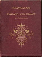 NYSL Decorative Cover: Bookbinding in England and France