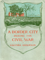 NYSL Decorative Cover: Story Of A Border City During The Civil War