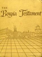 NYSL Decorative Cover: Borgia Testament.