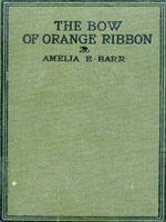 NYSL Decorative Cover: Bow Of Orange Ribbon