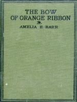 NYSL Decorative Cover: Bow Of Orange Ribbon
