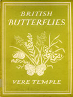 NYSL Decorative Cover: British butterflies