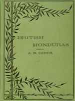 NYSL Decorative Cover: British Honduras
