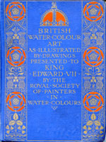 NYSL Decorative Cover: British water-colour art