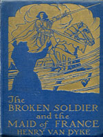 NYSL Decorative Cover: Broken Soldier And The Maid Of France