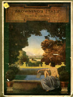 NYSL Decorative Cover: Browning's Italy