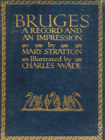 NYSL Decorative Cover: Bruges, a record and an impression