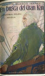 NYSL Decorative Cover: Busca del Gran Kan (Crist�bal Col�n)