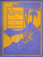 NYSL Decorative Cover: Cairo and its environs