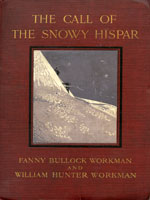 NYSL Decorative Cover: Call Of The Snowy Hispar