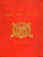 NYSL Decorative Cover: Camp and battle