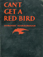 NYSL Decorative Cover: Can't get a red bird