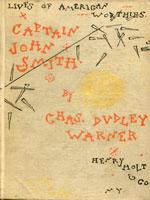 NYSL Decorative Cover: Captain John Smith