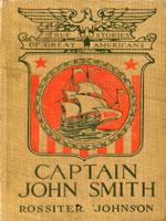 NYSL Decorative Cover: Captain John Smith (1579-1631)