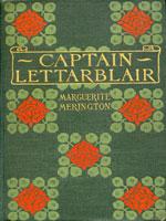 NYSL Decorative Cover: Captain Lettarblair