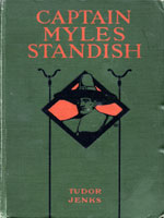 NYSL Decorative Cover: Captain Myles Standish