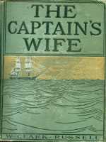 NYSL Decorative Cover: Captain's Wife