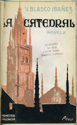 NYSL Decorative Cover: Catedral