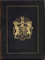 NYSL Decorative Cover: Ceremonies Observed At The Royal Coronation Of Their Majesties King George The Fifth And Queen Mary