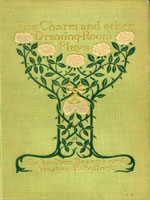 NYSL Decorative Cover: Charm, And Other Drawing-Room Plays