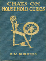 NYSL Decorative Cover: Chats on household curios
