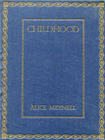 NYSL Decorative Cover: Childhood
