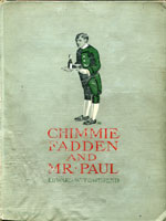 NYSL Decorative Cover: Chimmie Fadden and Mr. Paul