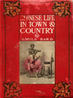 NYSL Decorative Cover: Chinese life in town and country