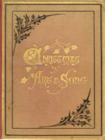 NYSL Decorative Cover: Christmas in art and song