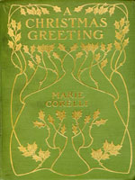 NYSL Decorative Cover: Christmas Greeting