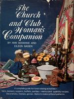 NYSL Decorative Cover: Church And Club Woman's Companion