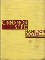 NYSL Decorative Cover: Cinnamon seed