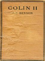 NYSL Decorative Cover: Colin II