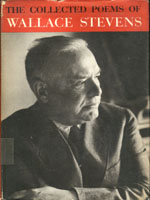 NYSL Decorative Cover: Collected Poems Of Wallace Stevens.