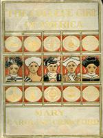 NYSL Decorative Cover: College Girl Of America
