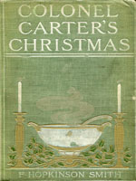 NYSL Decorative Cover: Colonel Carter's Christmas
